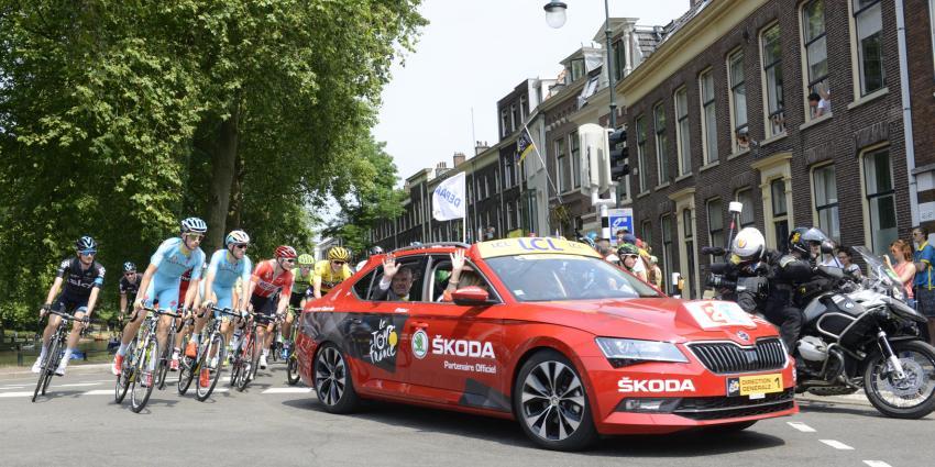 Utrecht kijkt terug op geslaagde start Tour de France