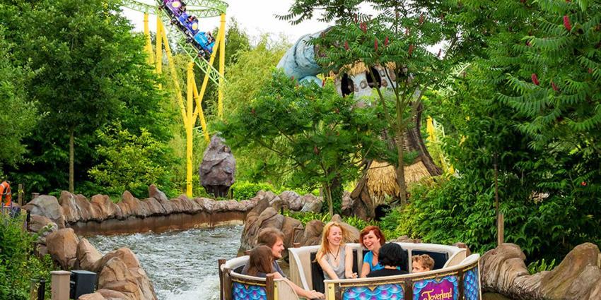 Attractiepark Toverland vanaf vandaag uur extra geopend tijdens bouwvakvakantie