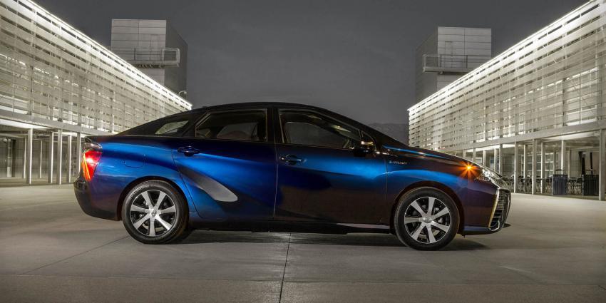 Toyota slaat met innovatieve Fuel Cell 'Mirai' nieuwe mijlpaal in duurzame mobiliteit