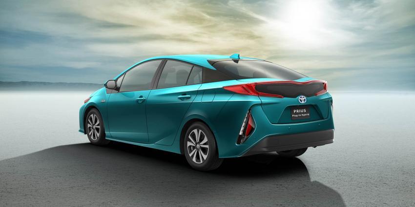 Wereldpremière Toyota Prius Plug-in Hybrid in New York