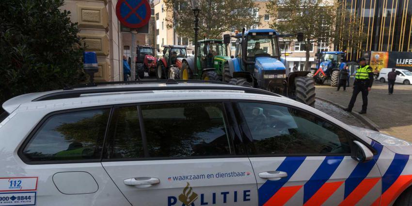tractor-politie