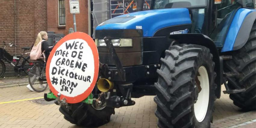 tractor-stikstof-protest