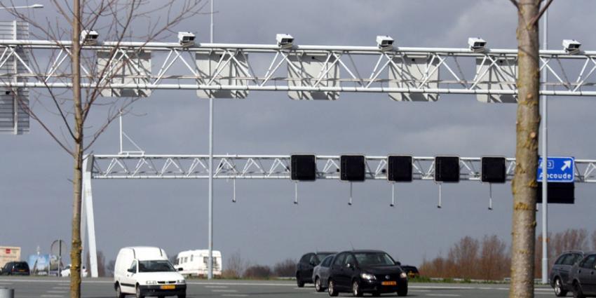 Waarschuwing: Trajectcontrole A2 Maastricht staat weer aan