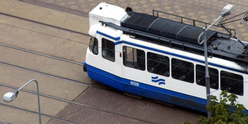 Meisje (7) in tram gevonden