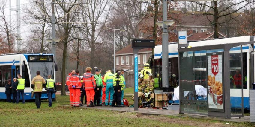 Dodelijke slachtoffer ongeval tram is 16-jarig meisje