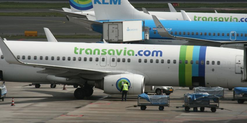 Transavia en VNV sluiten principeakkoord over cao vliegers