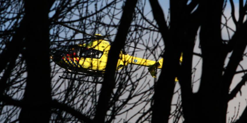 Man (46) doodgestoken in Leeuwarden