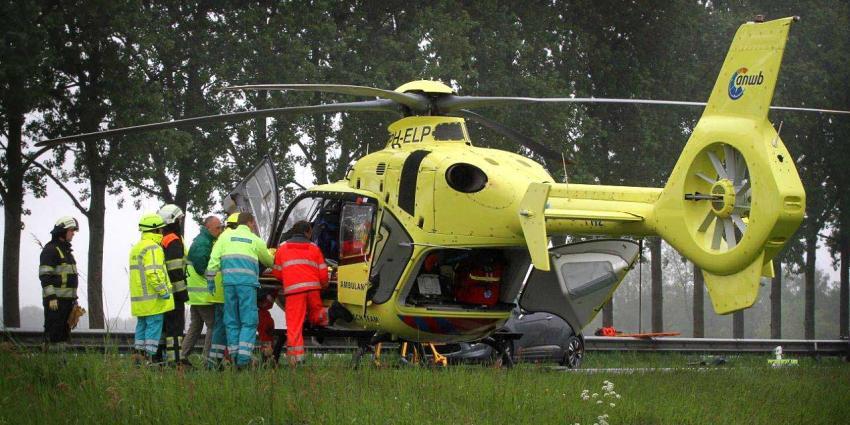 Foto van traumaheli   Sander van Gils   www.persburosandervangils.nl