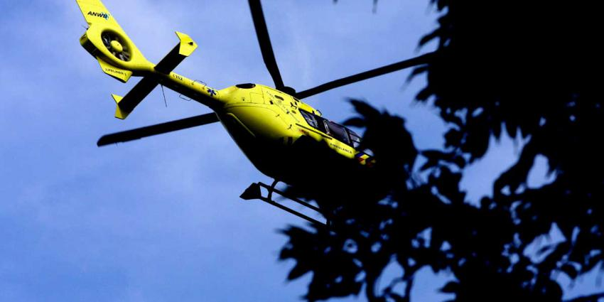Dode en drie gewonden bij ernstig ongeval A27 Noordeloos
