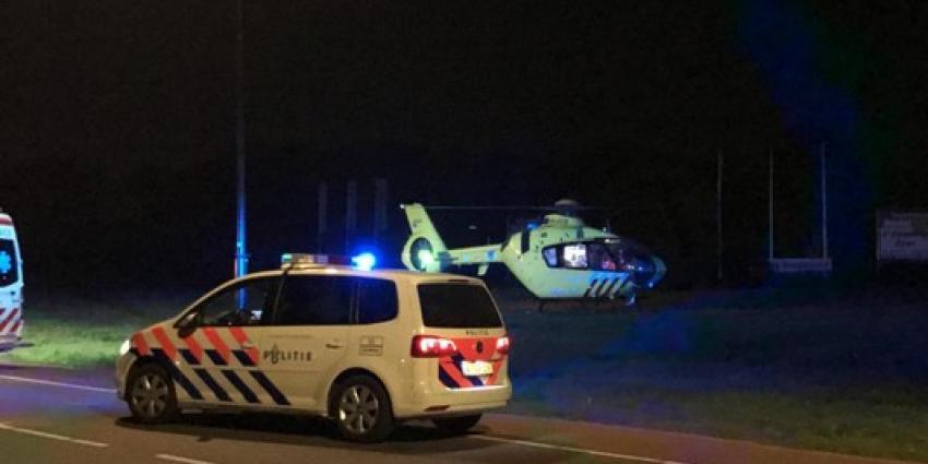 Patiënt met traumahelikopter naar ziekenhuis na onbekend incident in woning in Boxtel