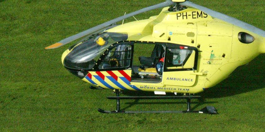 Jongetje (10) ernstig gewond bij ongeval