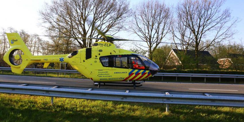 traumahelikopter-snelweg