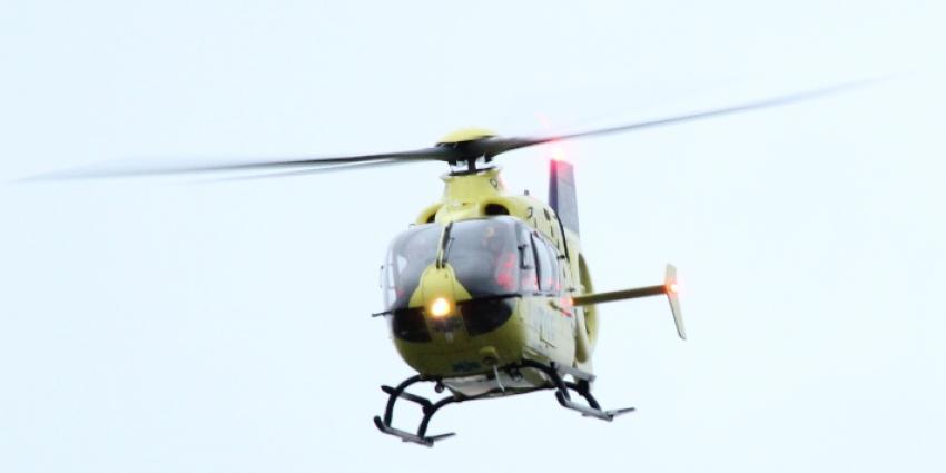 UMCG start met bouw nieuwe standplaats traumahelikopter op Eelde