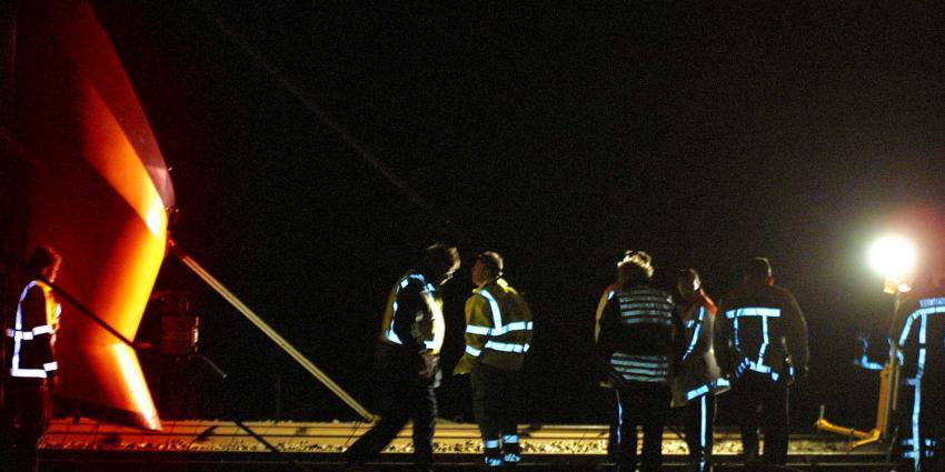 Honderden Nederlanders urenlang vast in gestrande trein