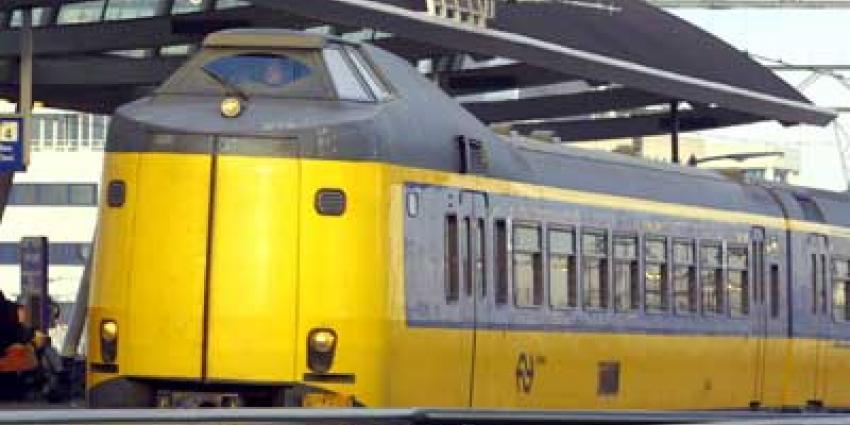 Conducteur mishandeld in trein, politie zoekt vier jongens