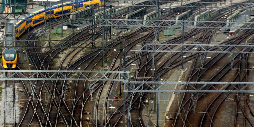 'Nederland heeft drukst bezette spoor in Europa'