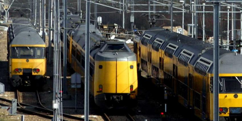Treinen uitgevallen op Amsterdam CS door werkoverleg NS-personeel
