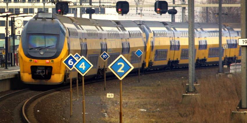 Donderdag rijden er minder treinen in heel Nederland