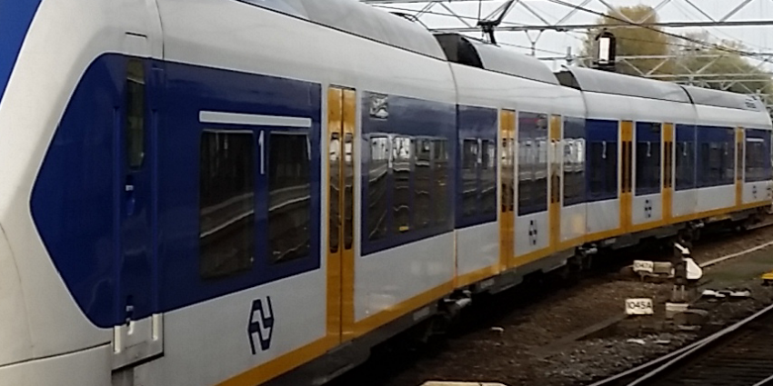 Twee treinmedewerkers bedreigd