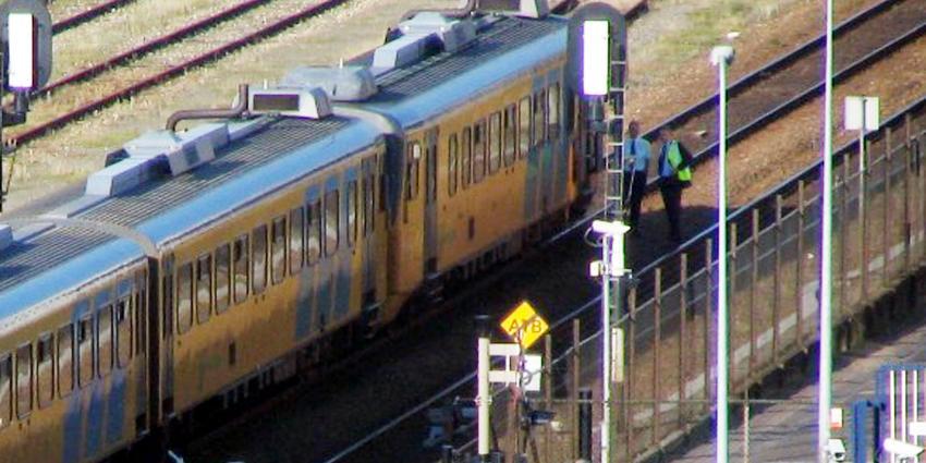 Bestuurder komt om het leven door botsing met trein