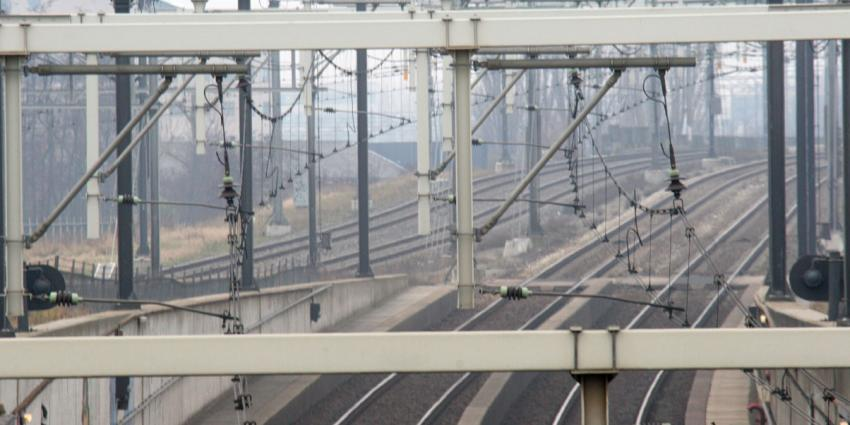 Duitse spoorwegstaking