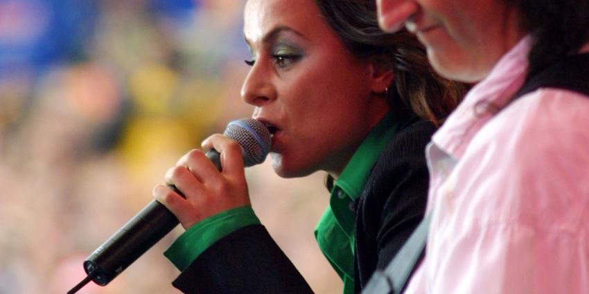 Trijntje mag als vierde in de eerste halve finale van Eurosongfestival