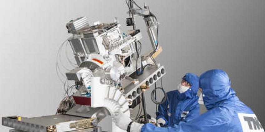 Nederlandse ruimtevaartinnovatie Tropomi gelanceerd