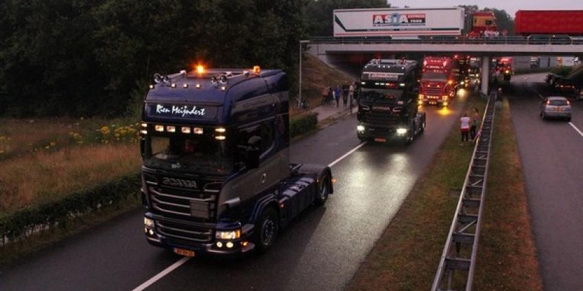 Intocht Truckstar Festival | R. Koene/Compact Media | www.compactmedia.nl