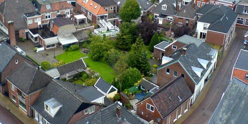 Mensen met groene tuin krijgen belastingkorting