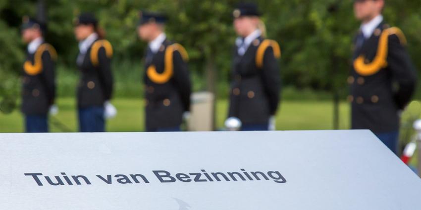 Omgekomen politiemensen in Warsnveld herdacht