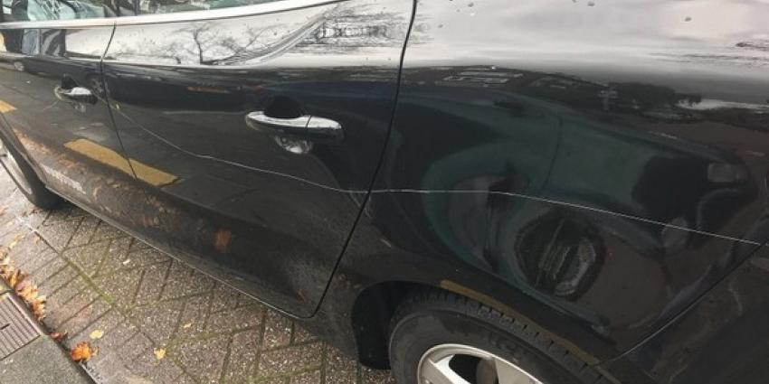 Autokrasser Schiedam: meer dan 50 autobezitters Tuinlaan slachtoffer