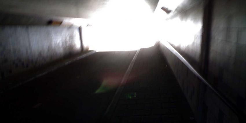 Drie spookrijders op de bon bij tunnelbrand