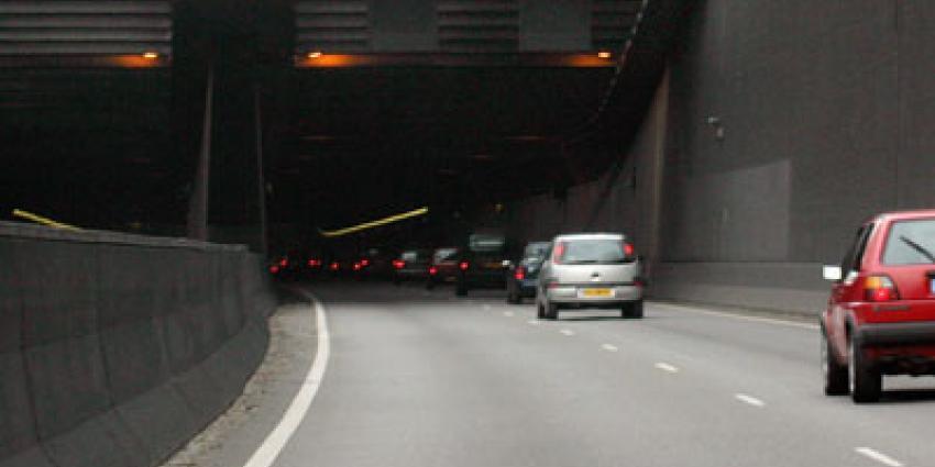 Foto van tunnel | Archief EHF