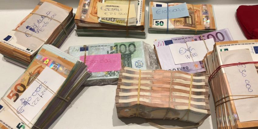 in beslag genomen geld