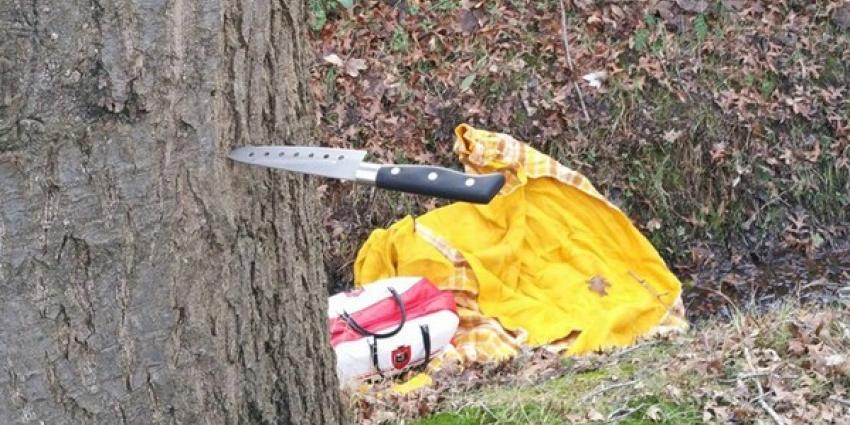 Wijkagent Etten-Leur schrikt zich rot van zieke grap
