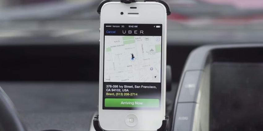 Veilig Verkeer Nederland start verkeerstraining voor Uber