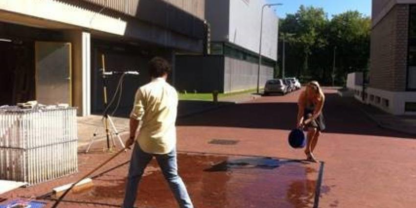 TU Delft: Hitte in de stad is tegen te gaan met natuurlijke oplossingen