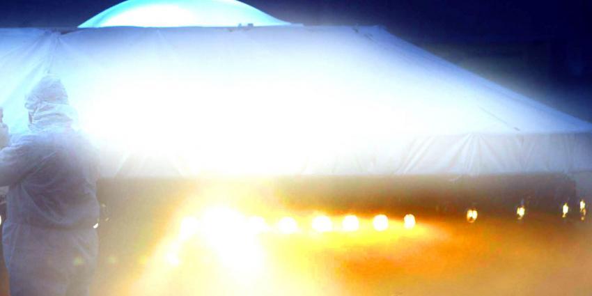 Campagneleider Hillary Clinton wil waarheid over UFO's naar buiten brengen