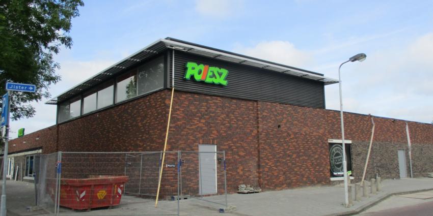 Verbouwing en uitbreiding winkelcentrum De Greiden vordert