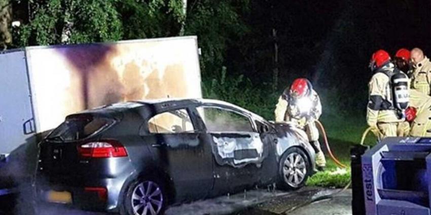 weede vluchtauto liquidatie Ergin Başakçi in Diemen uitgebrand teruggevonden