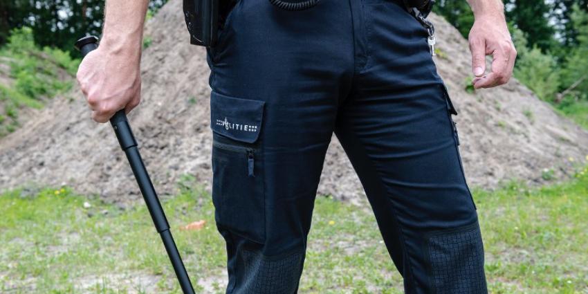 Nieuwe wapenstok voor politie