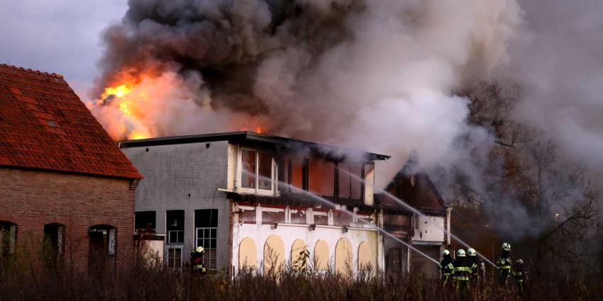 Meer duidelijkheid in onderzoek naar villa-brand