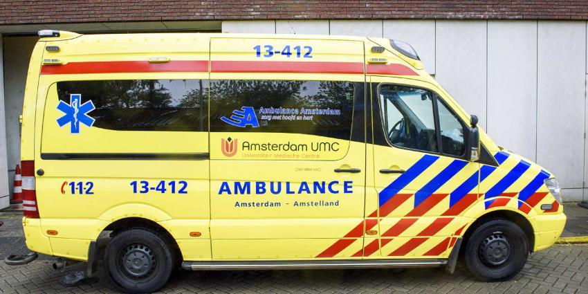 Nieuwe ambulance-acties ook in Amsterdam en Brabant Zuidoost