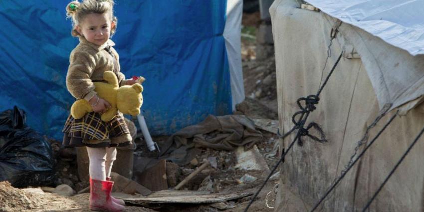 Unicef, noodklok, kinderen, Syrië
