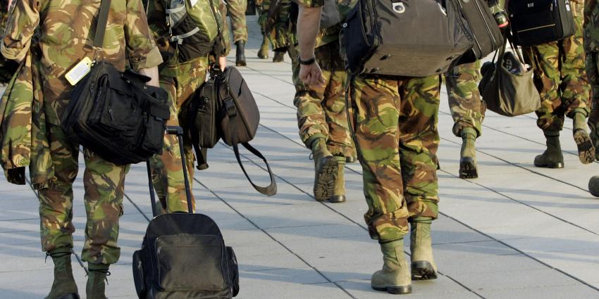 OM eist taakstraf tegen militair na ongericht schot