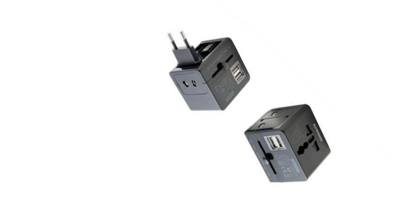 Terughaalactie Geonaute USB-lader (Decathlon)
