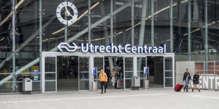 Nieuwe stationshal Utrecht Centraal 7 december officieel open
