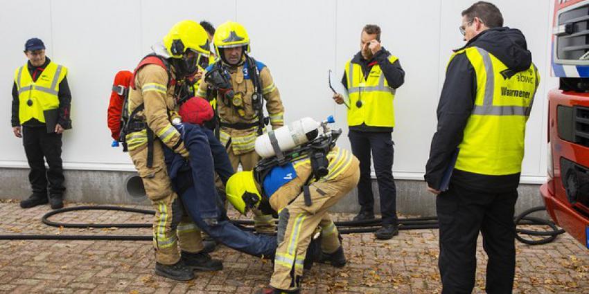 brandweer Dirksland,  landstitel, hoofklasse,  vaardigheidstoetsen