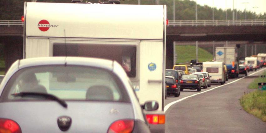 Ongelukken op Franse wegen op tweede Zwarte zaterdag