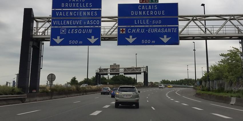 ANWB waarschuwt vakantiegangers voor drukke wegen naar het zuiden van Europa